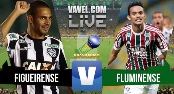 Resultado Fluminense x Figueirense no Brasileirão 2016 (3-2)