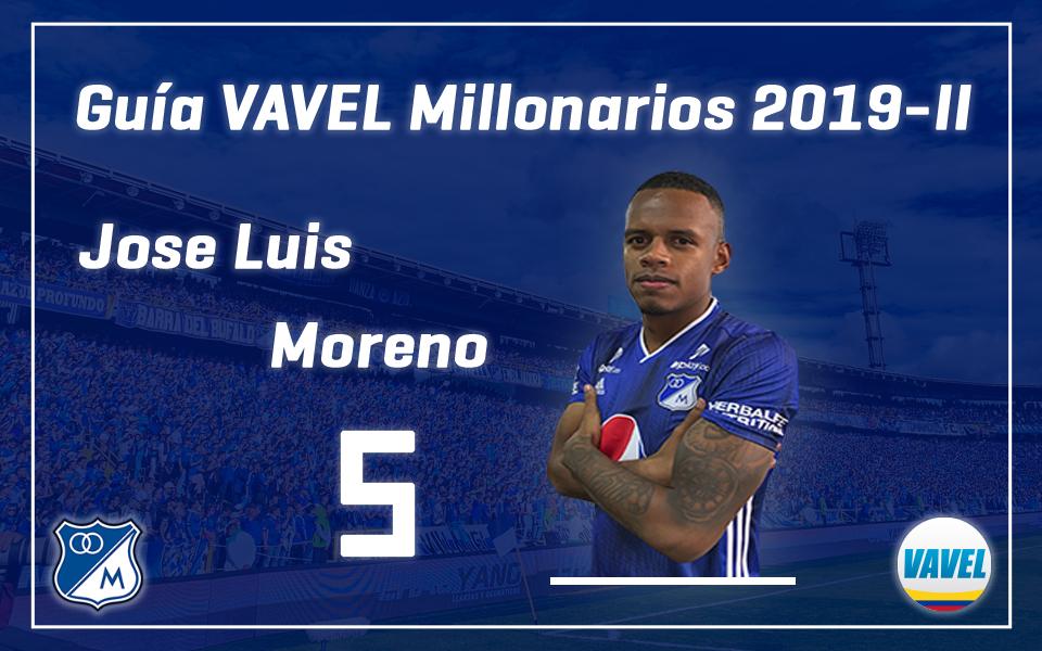 Análisis VAVEL, Millonarios 2019-II: José Luis Moreno