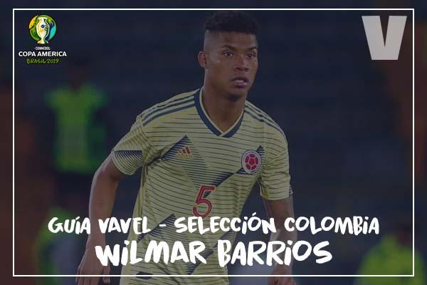 Guía VAVEL, cafeteros en la Copa América 2019: Wilmar Barrios