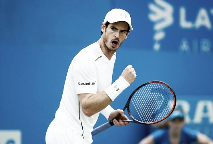 Murray despacha Cilic e enfrenta Raonic na final de Queen's