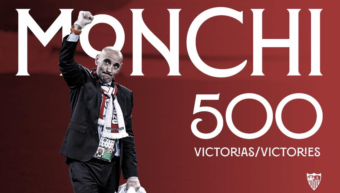 500 victorias para el león de San Fernando