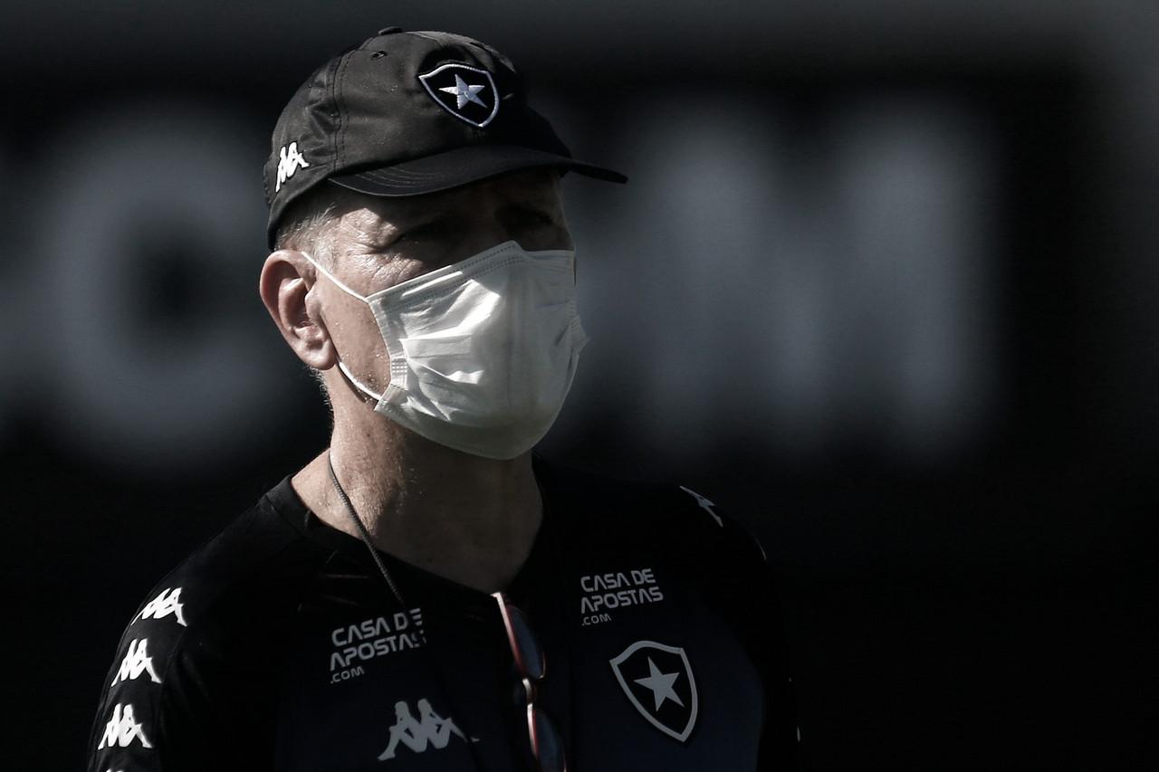Paulo Autuori é liberado, e Botafogo enfrenta Cabofriense por vaga nas semis da Taça Rio