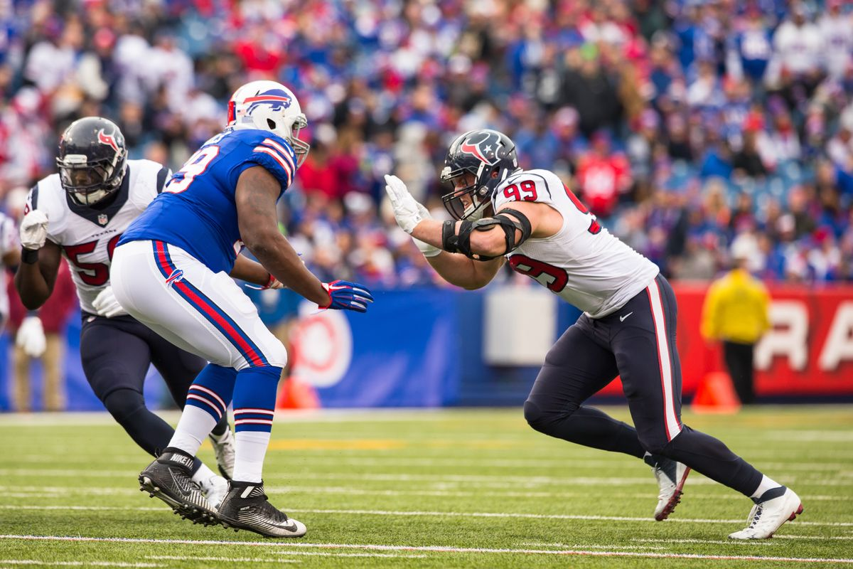 AFC Wild Card Game preview: Buffalo Bills at Houston Texans