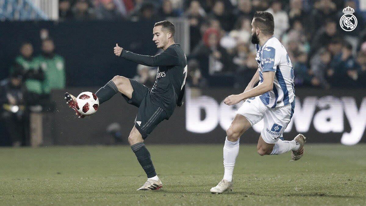 Un Real Madrid, con poco juego pasa a cuartos de la Copa del Rey