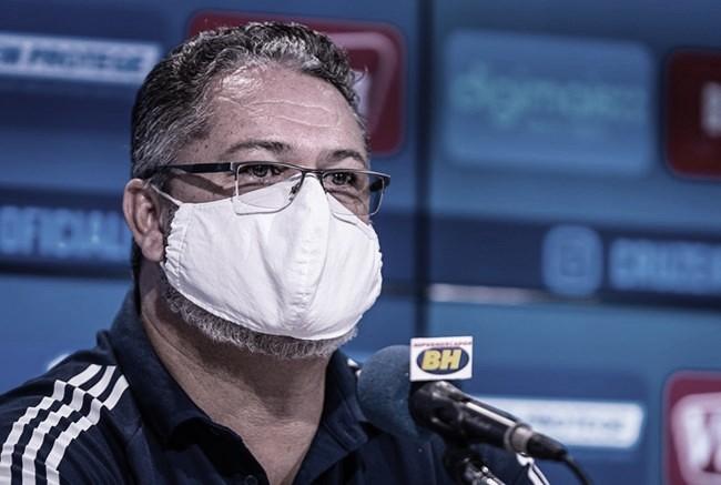 Após saída de Enderson Moreira, Rogério Micale pede demissão da equipe sub-20 do Cruzeiro