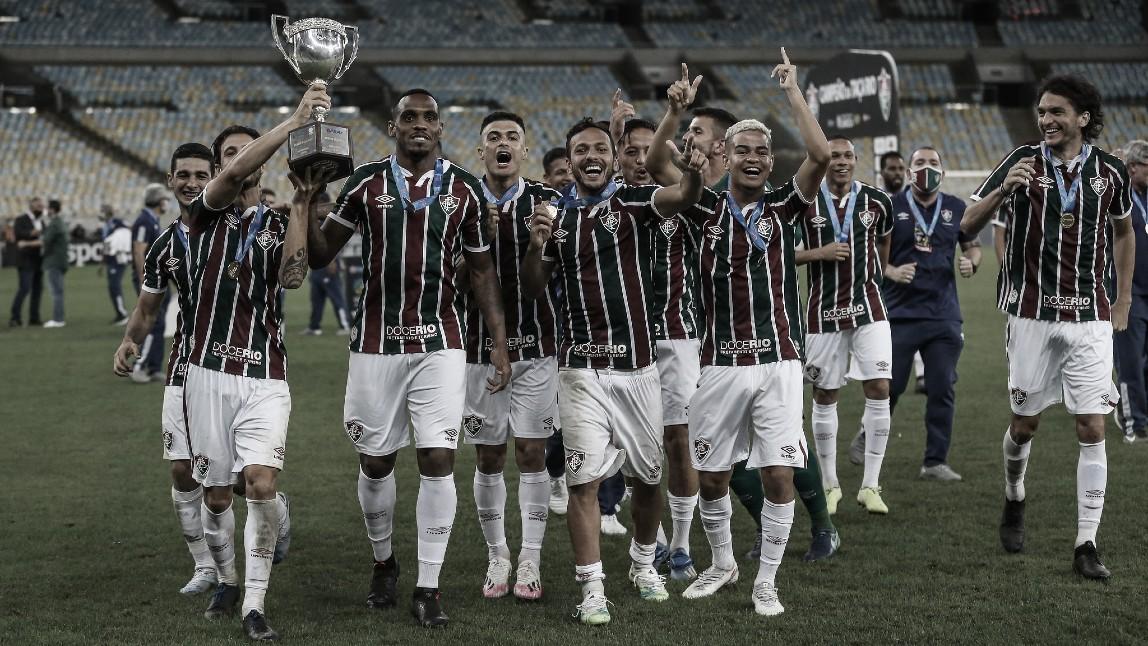 Fluminense ganha ânimo extra para encarar Flamengo nas finais do Carioca