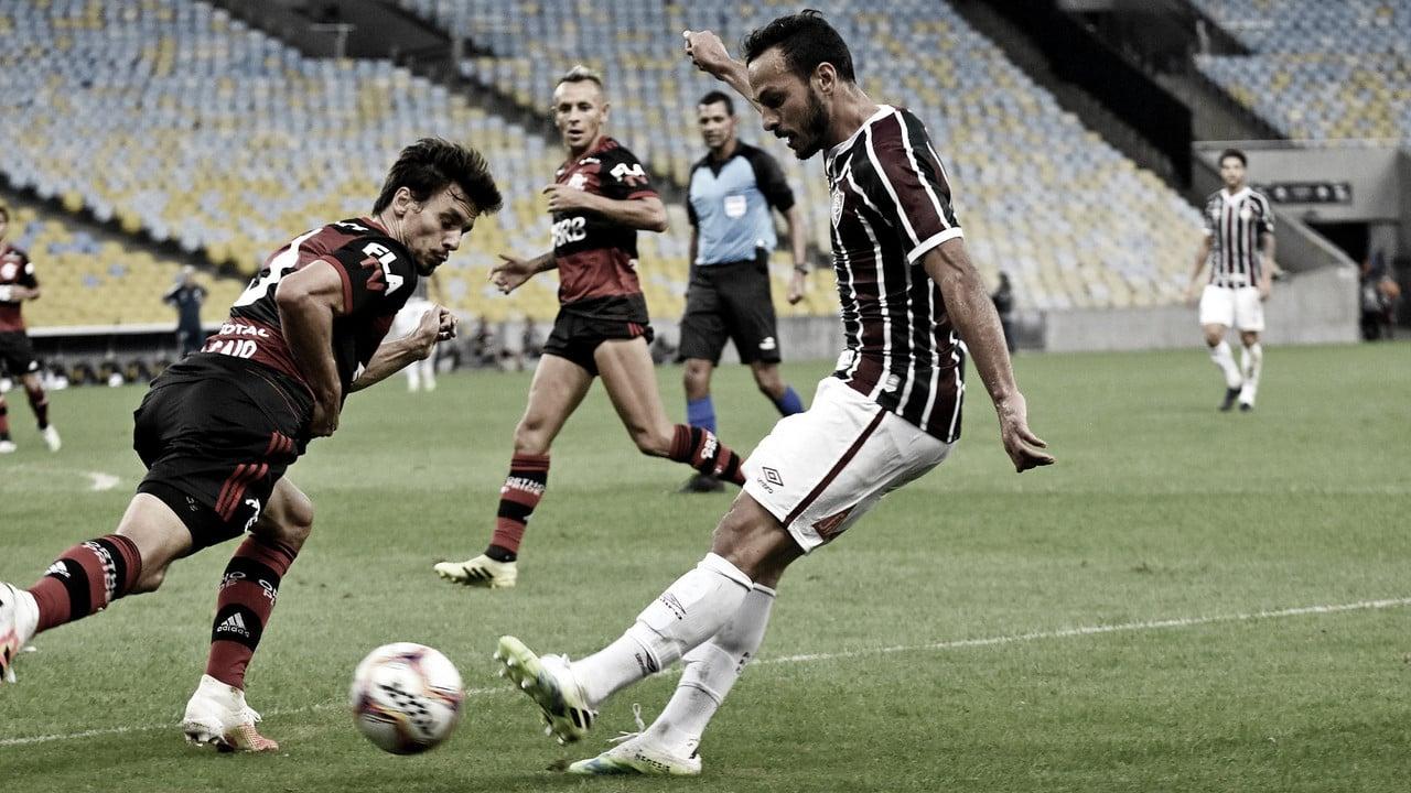 "Odair Hellmann vê Fluminense superior: ""Se tivesse que sair um vitorioso, seríamos nós"""
