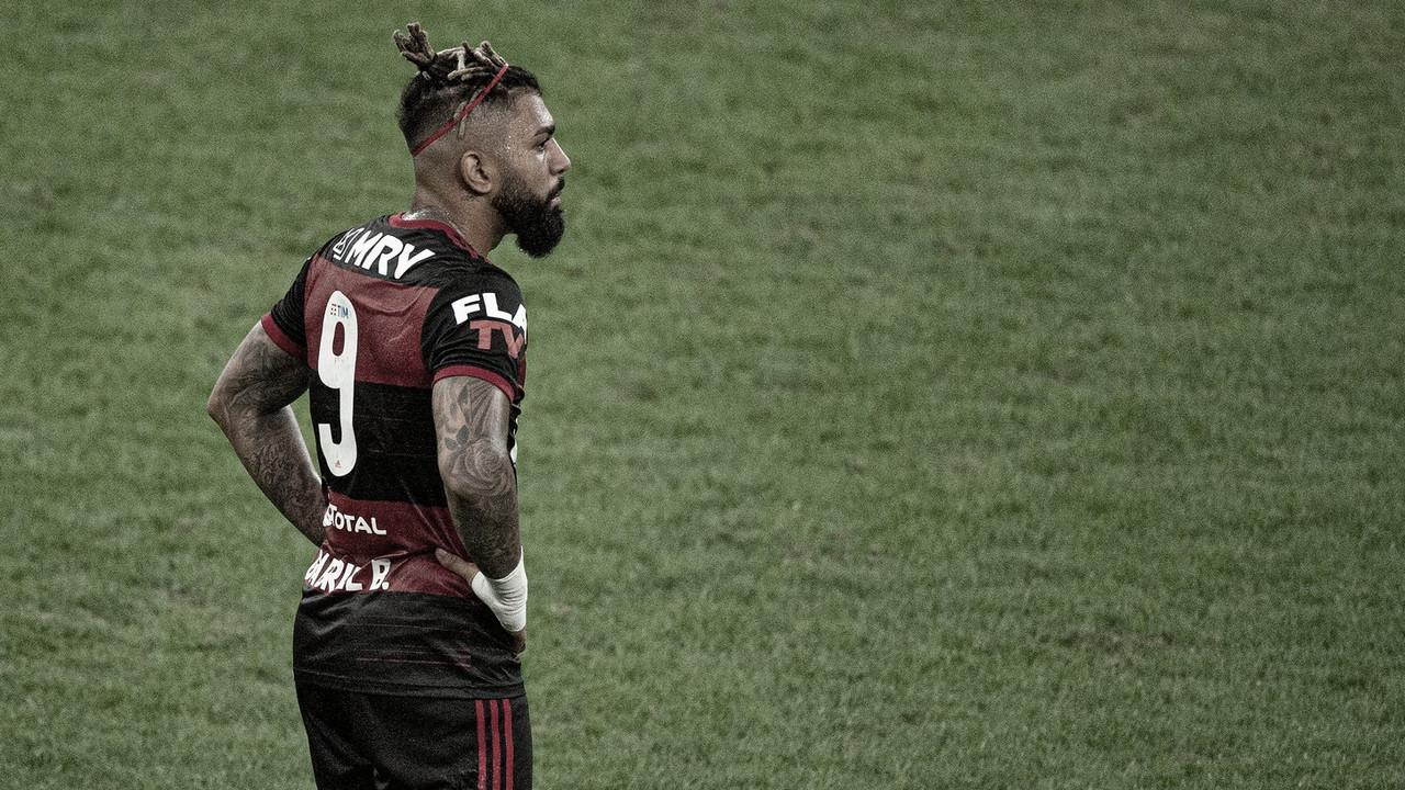 Gabigol aumenta jejum e desfalca Flamengo na finalíssima do Carioca