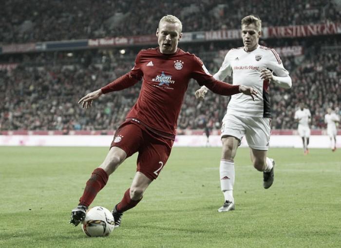 Bayern de Munique encara Ingolstadt em busca de um empate para o tetra