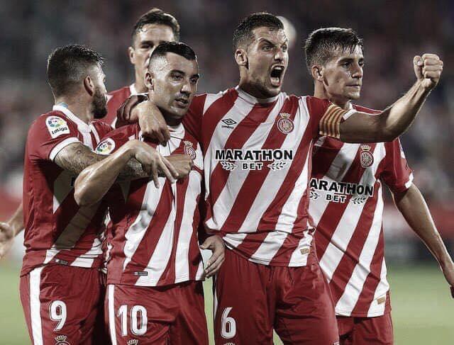 Girona, el rival que eliminó al Atlético sin ganar