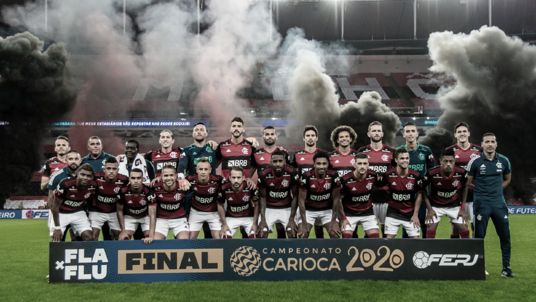 Vencer, vencer, vencer! Flamengo derrota Fluminense e conquista 36º título do Carioca