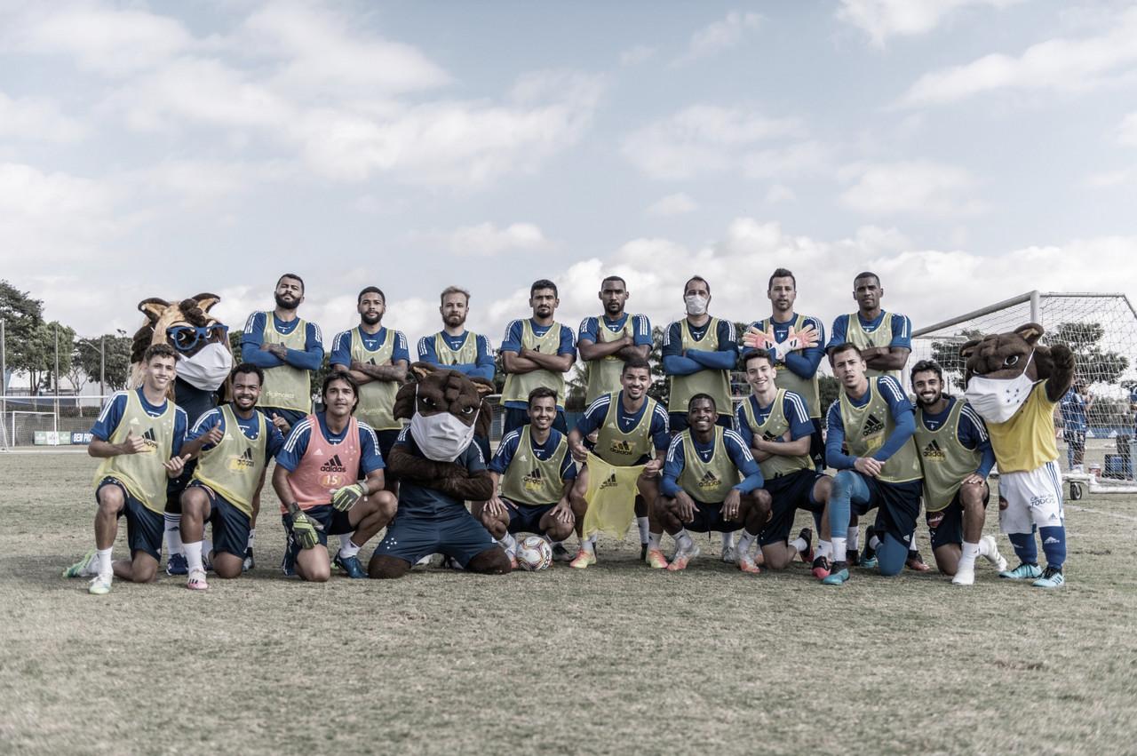 #CampeonatoMineiro | O novo Cruzeiro em meio à pandemia