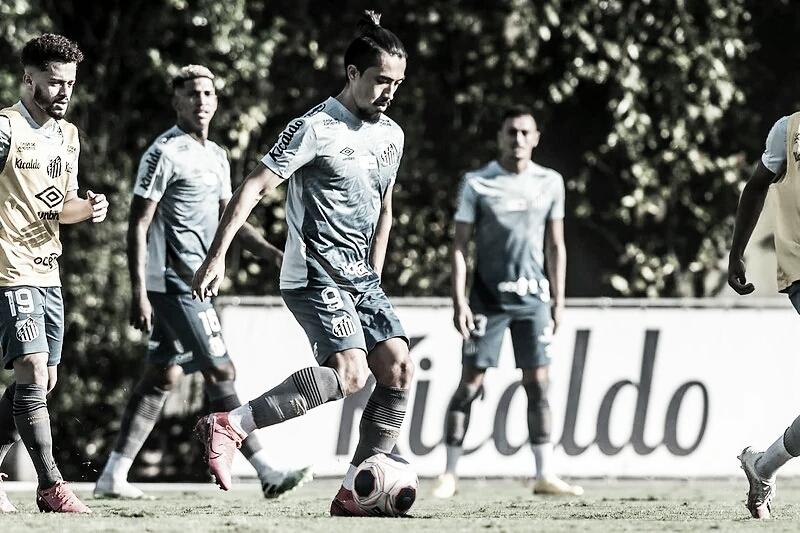 Santos e Santo André fazem jogo de times em crise no retorno do Paulistão