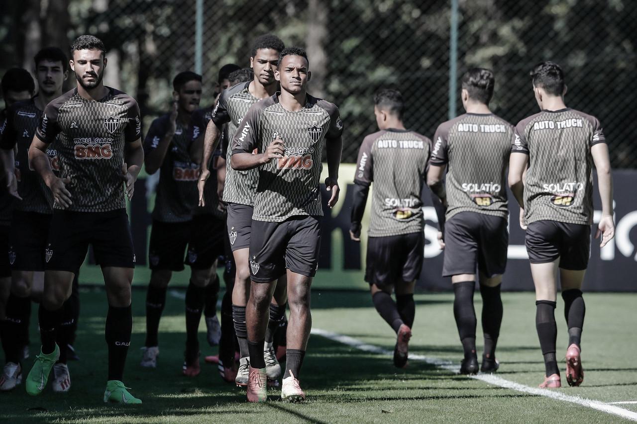 #CampeonatoMineiro | Atlético-MG aproveita paralisação para ir ao mercado
