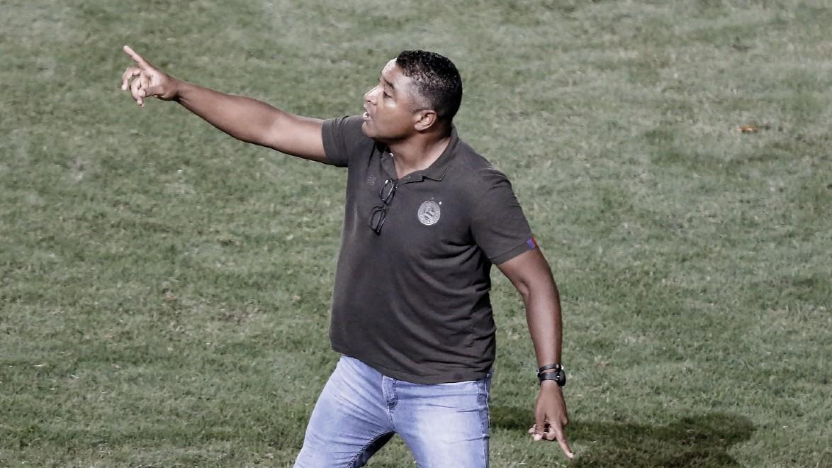 Reflexos da polêmica entre Bahia e Botafogo-PB: Roger Machado reclama da falta do VAR