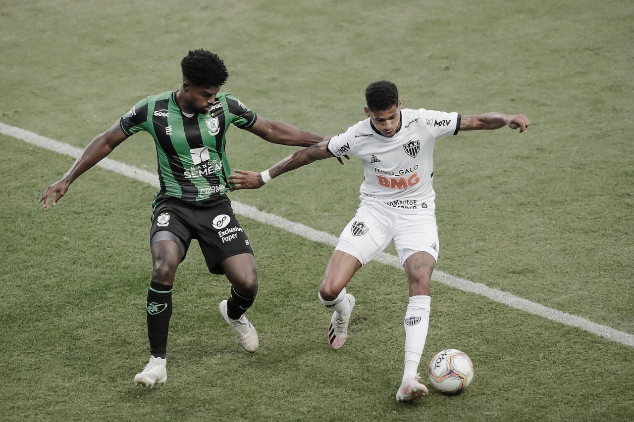 Atlético-MG mede forças com invicto América-MG pela semifinal do Campeonato Mineiro