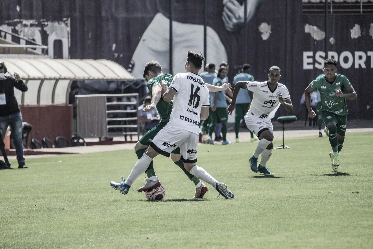 Destaque na Inter de Limeira, lateral-esquerdo Jonathan é sondado pelo Figueirense