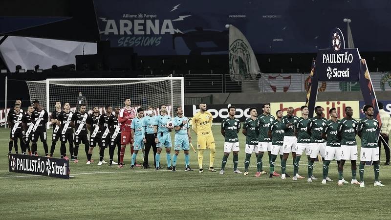 Gols e melhores momentos para Ponte Preta 0 x 3 Palmeiras pelo Campeonato Paulista