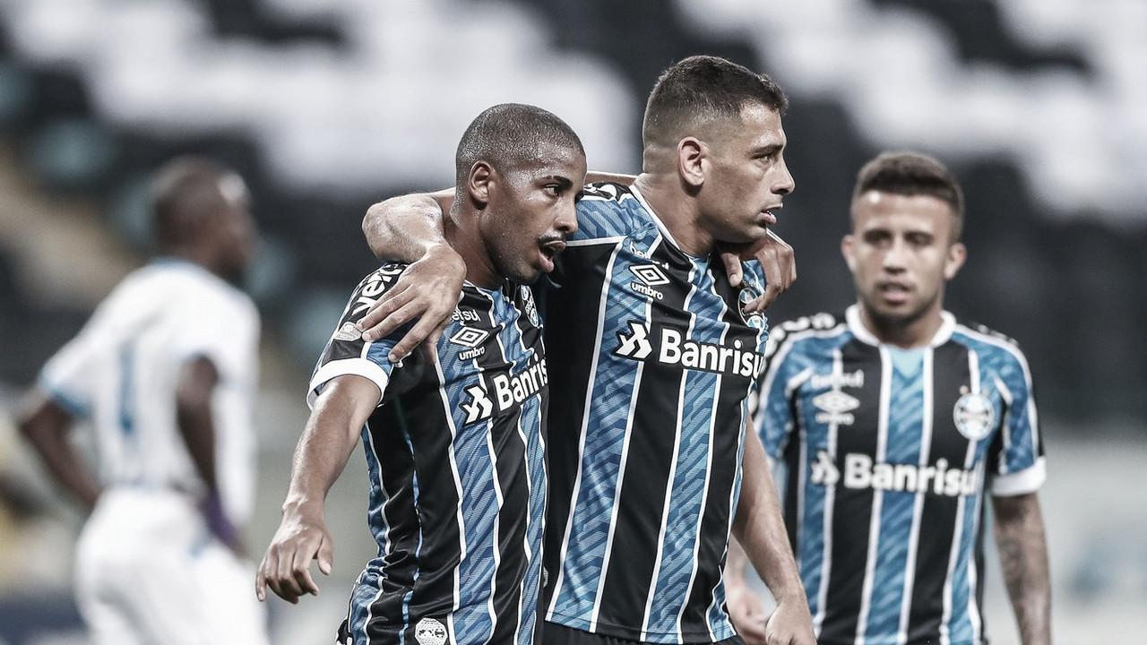 Grêmio bate Novo Hamburgo em jogo de sete gols; Gre-Nal decide segundo turno