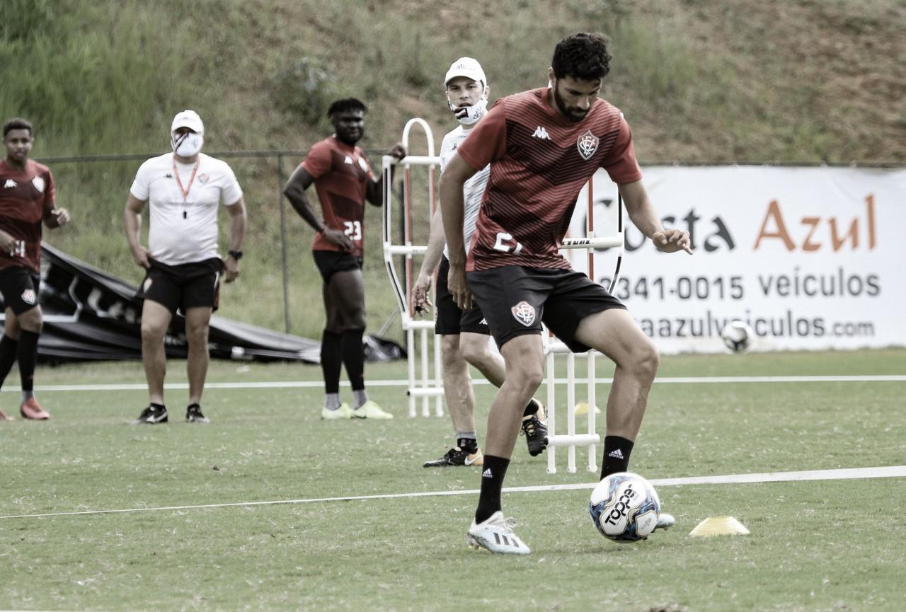 Sob desconfiança, Vitória estreia na Série B contra Sampaio Corrêa