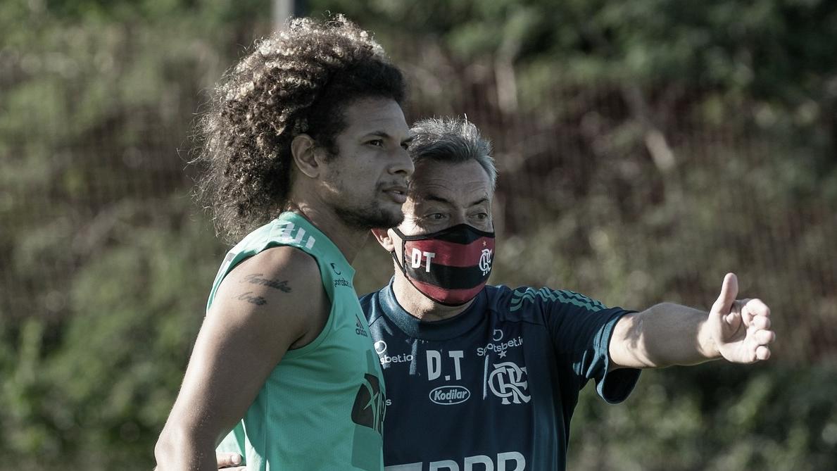 Misterioso Flamengo encara embalado Atlético-MG na estreia do Brasileirão
