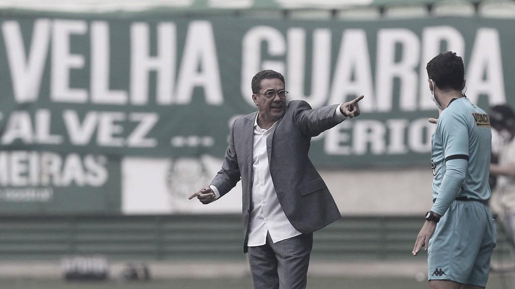 Luxemburgo ressalta números e destaca merecimento do Palmeiras após título paulista
