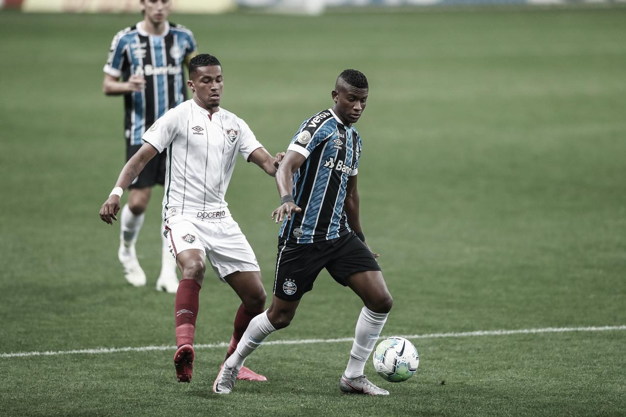 Fluminense e Grêmio duelam na tentativa de manter boa fase no Brasileirão