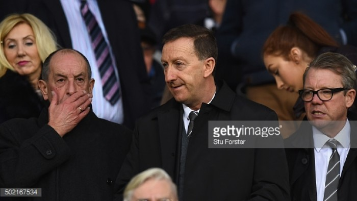 Swansea City chairman claims club turned down January bids for key trio
