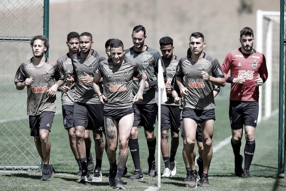 Invicto, Atlético-MG encara Ceará para manter 100% no Brasileirão