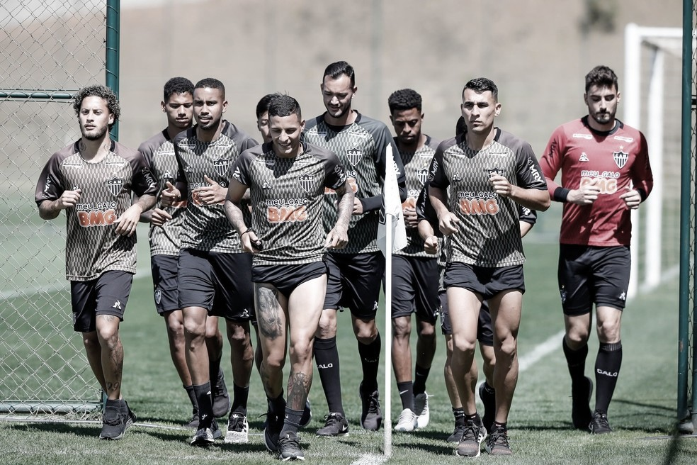 Atlético-MG e Tombense se enfrentam no primeiro jogo da final do Mineiro