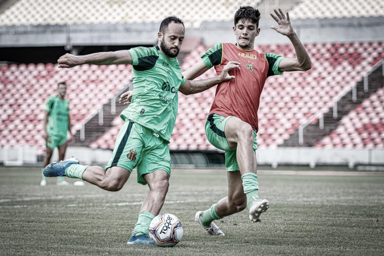 Desesperados, Sampaio Corrêa e Figueirense se enfrentam pelos primeiros pontos na Série B