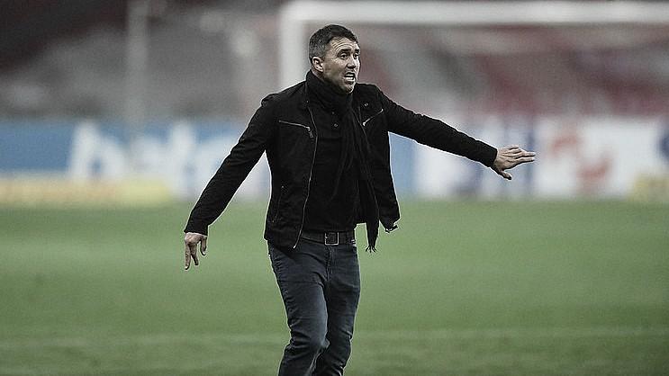 Após vitória sobre o Santos, Coudet diz que Inter fez 'um bom jogo'