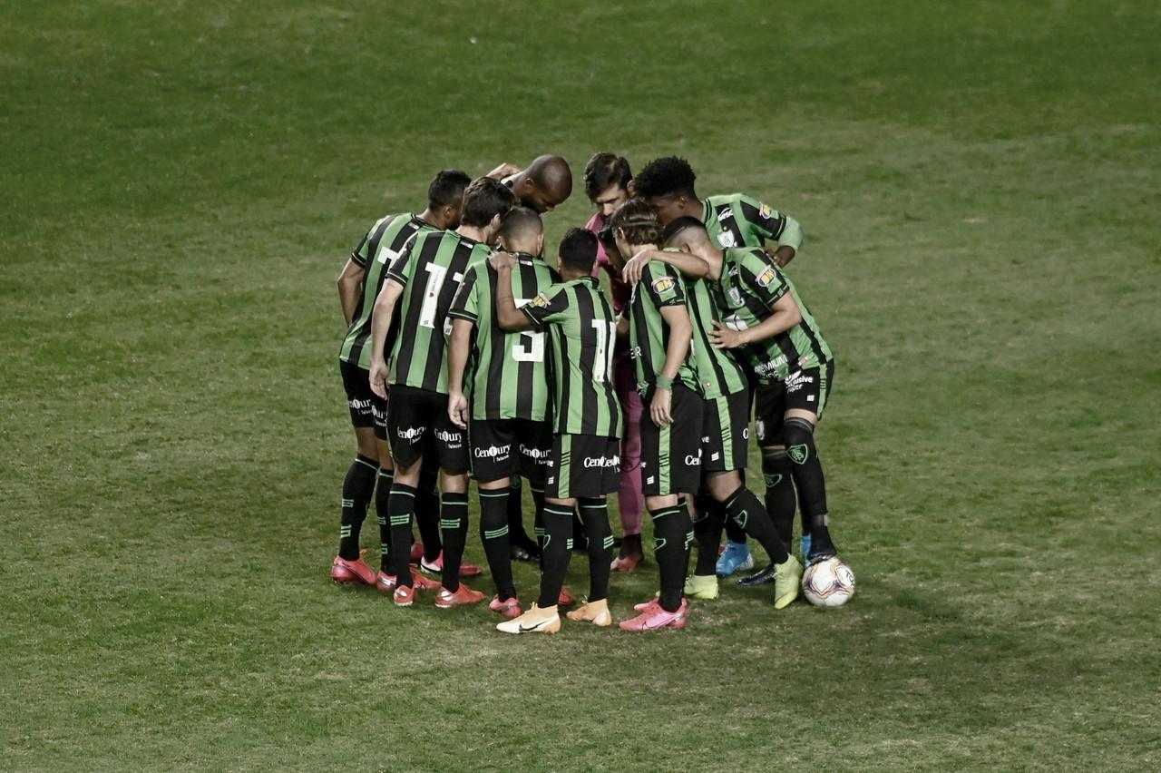 Há dois jogos sem vencer, América-MG visita vice-líder Juventude pela Série B