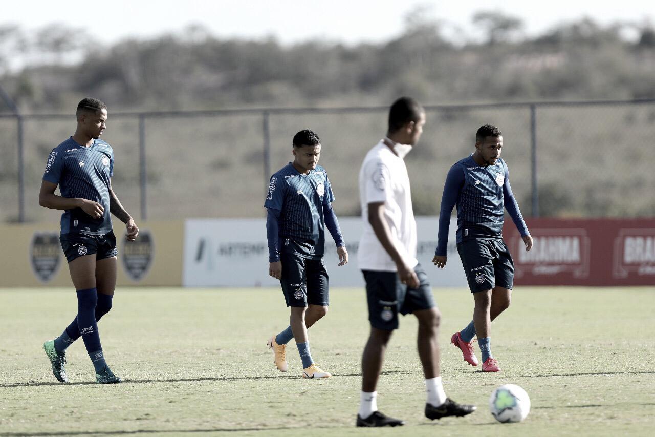 Bahia e RB Bragantino se encontram na Série A do Campeonato Brasileiro após 23 anos