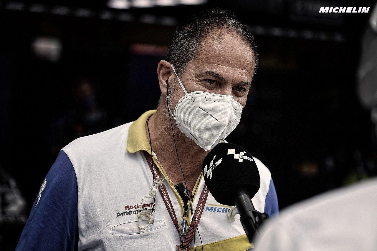"""Piero Taramasso: """"Hemos trabajado en el grip"""""""