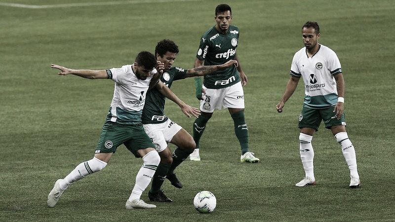 Gol e melhores momentos para Goiás 1x0 Palmeiras pelo Campeonato Brasileiro