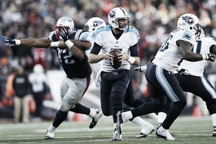 Saiba tudo sobre New England Patriots x Tennessee Titans, pelo Divisional Round da NFL