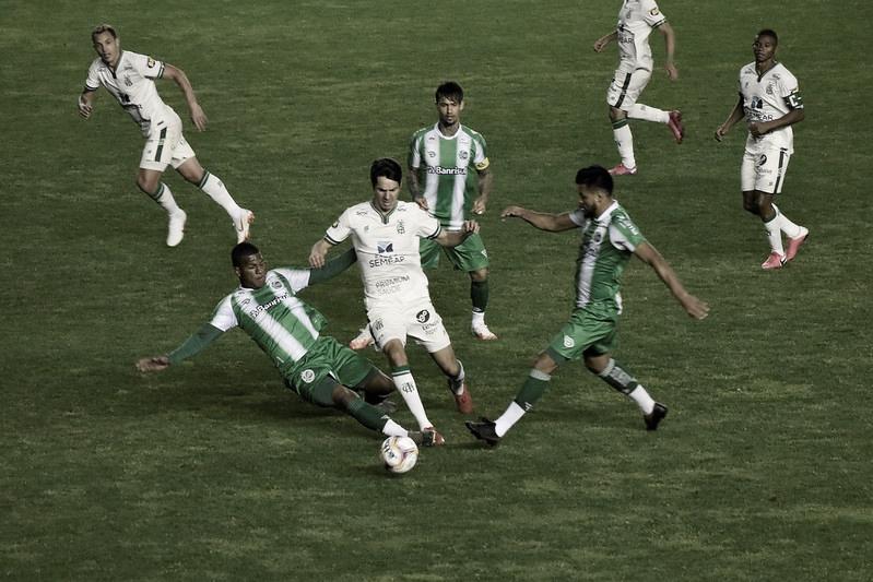 No primeiro turno da Série B, Juventude enfrenta o América-MG no Alfredo Jaconi - (Foto: João Zebral/América-MG)