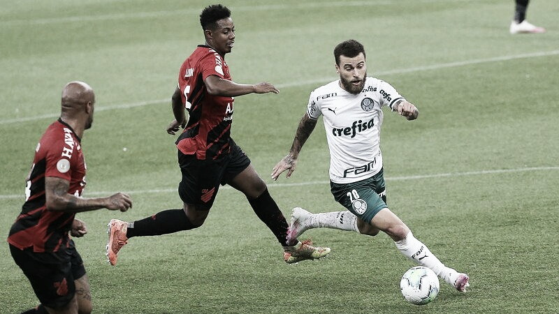 Gols e melhores momentos para Palmeiras 3x0 Athletico pelo Campeonato Brasileiro