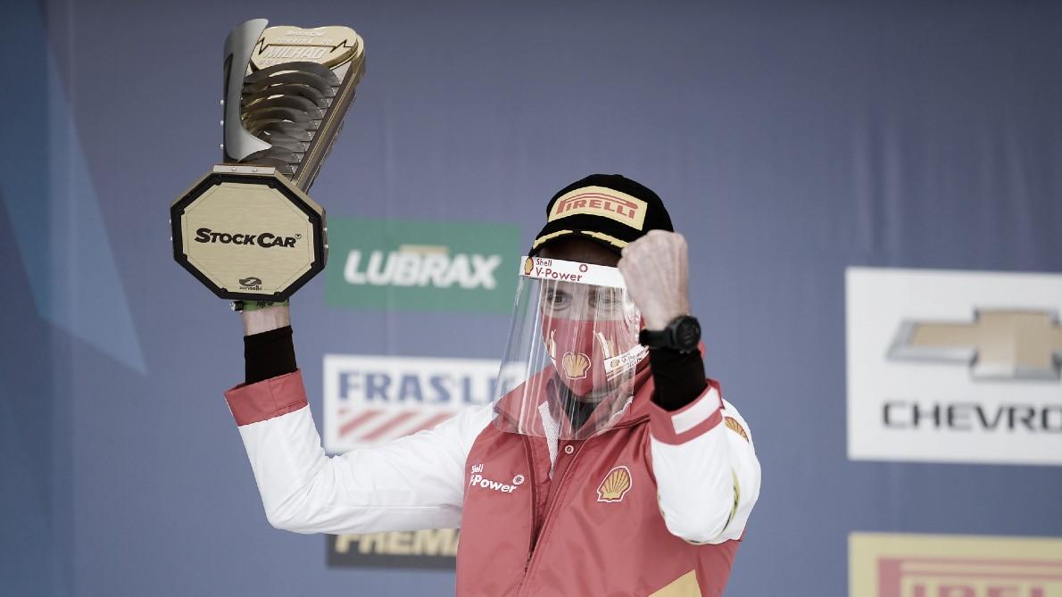 Stock Car: Ricardo Zonta vence Corrida do Milhão e assume topo do campeonato