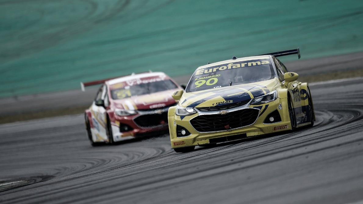 Stock Car: Ricardo Mauricio pontua, mas Daniel Serra nem larga na Corrida do Milhão