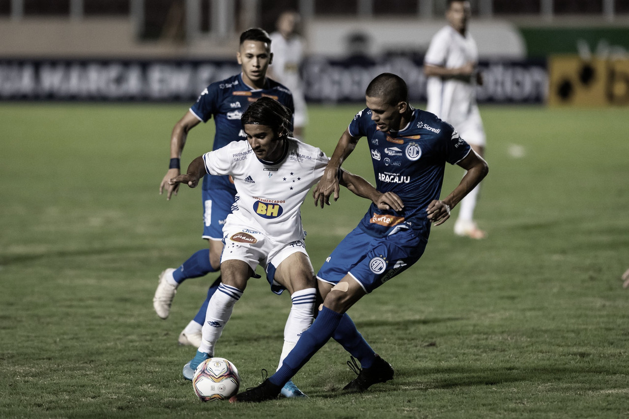 Gols e melhores momentos Cruzeiro 1x2 Confiança pela Série B