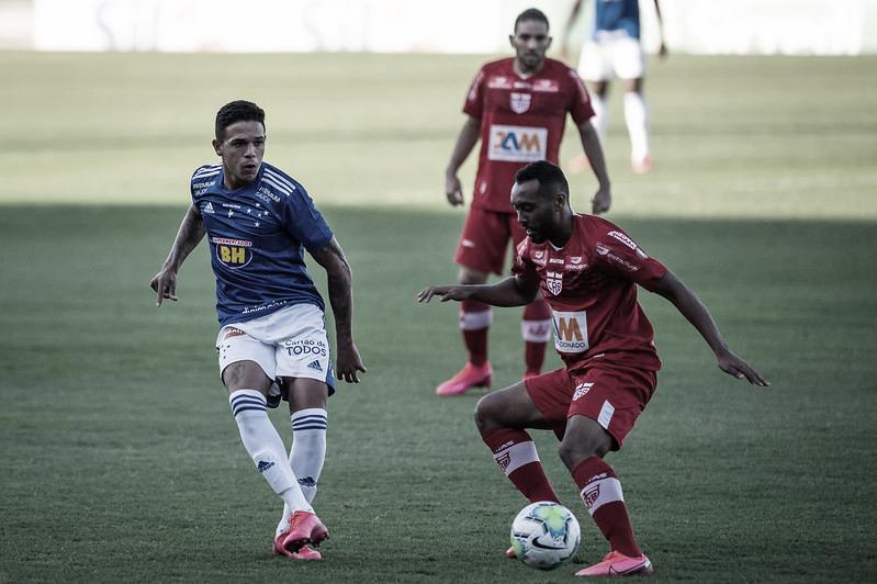 CRB busca empate com Cruzeiro e garante vaga inédita na quarta fase da Copa do Brasil