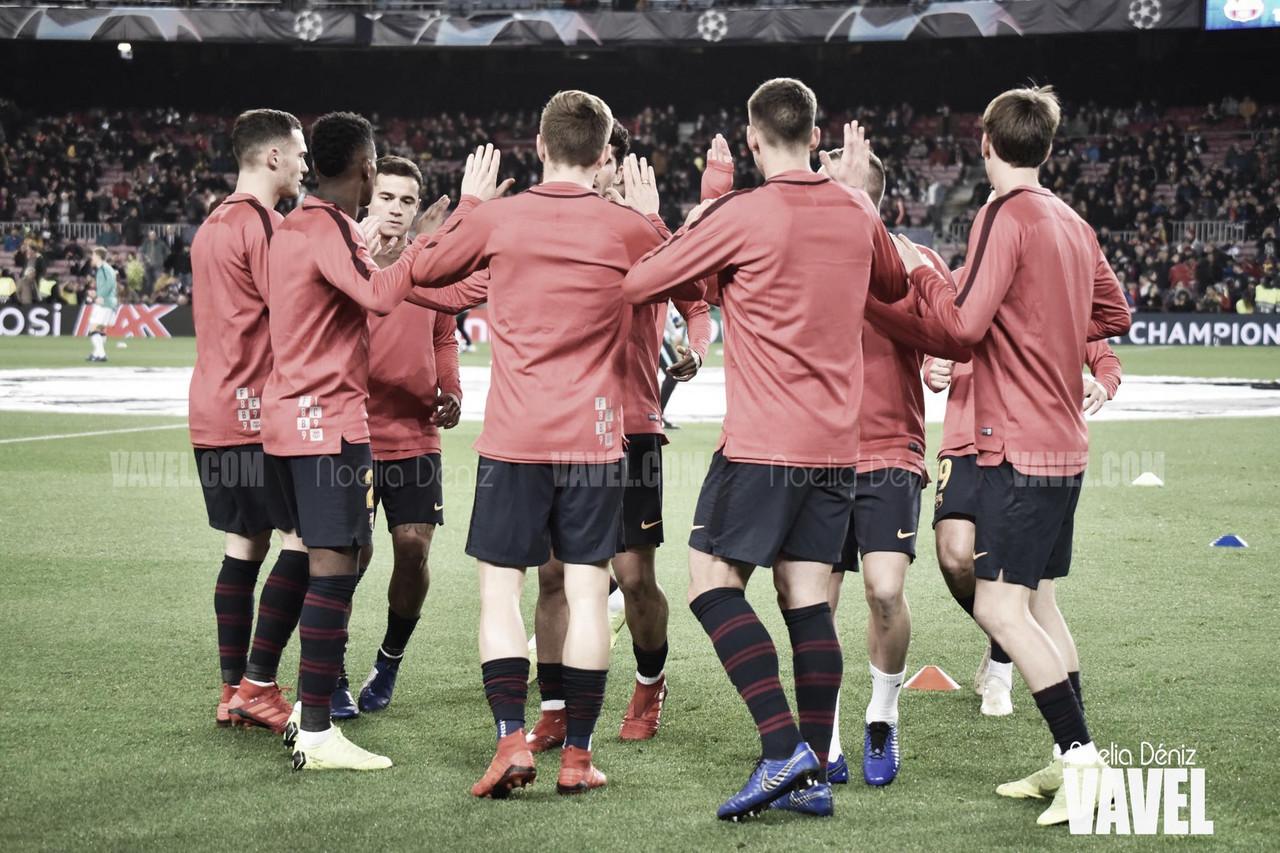Previa FC Barcelona - Valladolid CF: hambre de goles