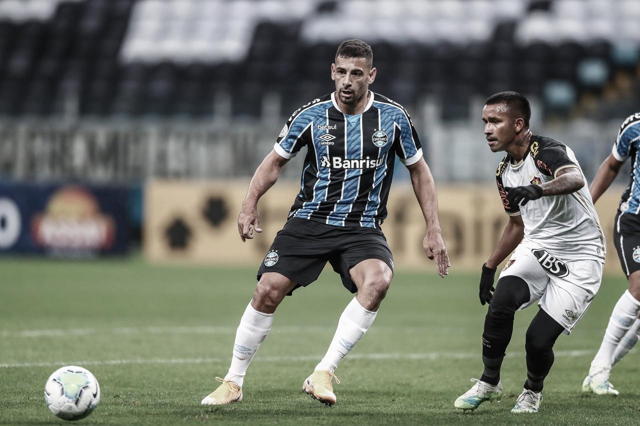Sport e Grêmio medem forças em busca da primeira vitória no Campeonato Brasileiro