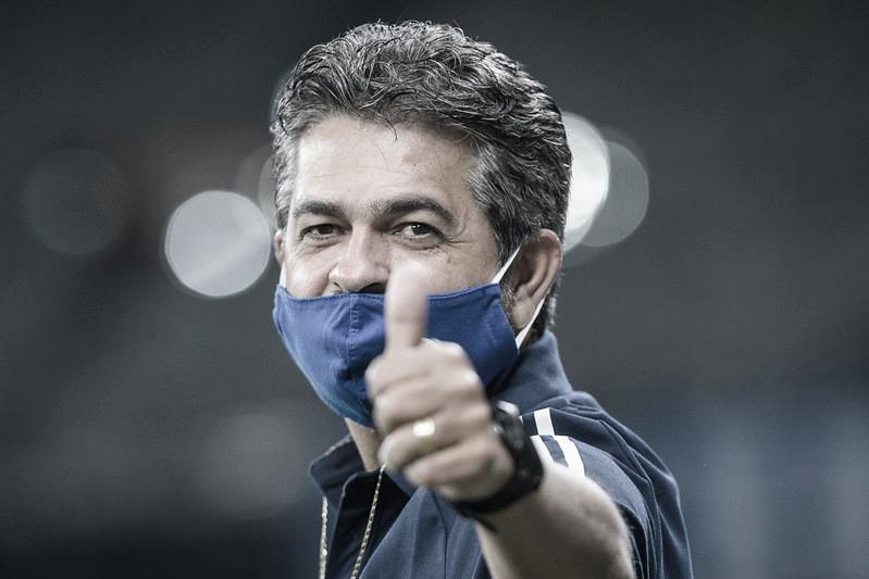 """Ney Franco comemora vitória na estreia pelo Cruzeiro: """"Resultado justo"""""""