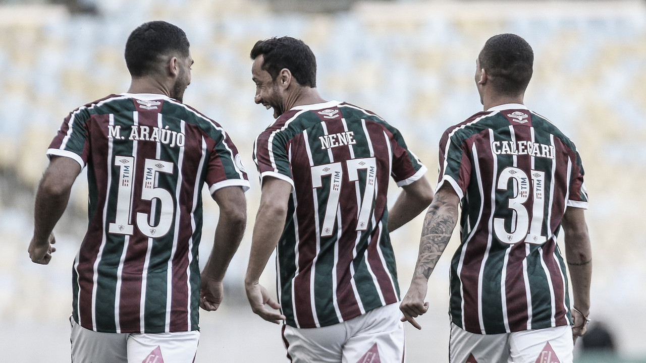 Experiência e juventude: mescla perfeita para o Fluminense