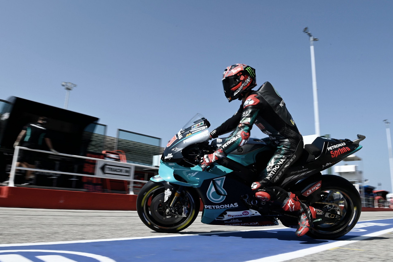 MotoGP tendrá test en Portugal en octubre