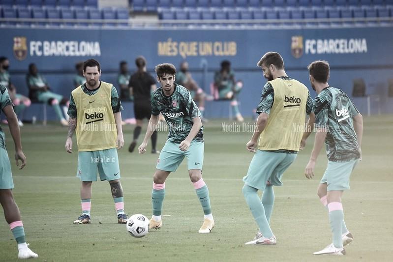 La lista de Koeman para recibir al Ferencváros TC