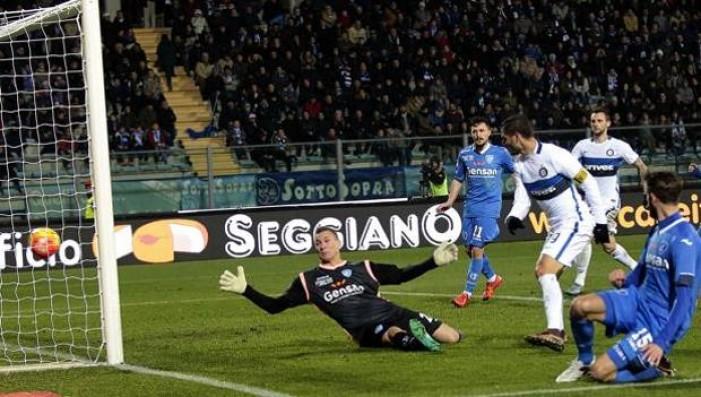 Inter - Empoli, tre punti per quarto posto e futuro